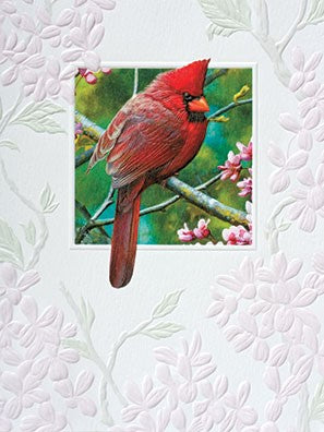 Spark of Ruby Greeting Card