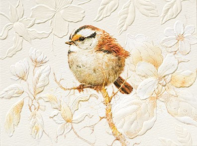 Sparrow Song Greeting Card