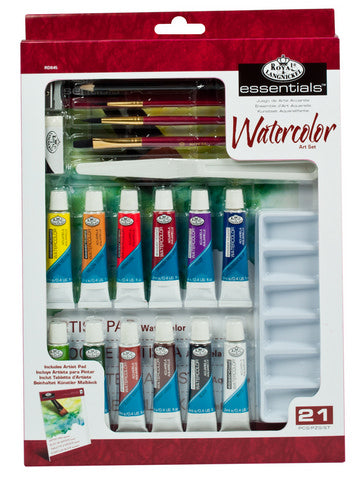 Royal & Langnickel Essentials – watercolor art set