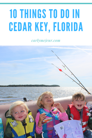 10 THINGS TO DO IN CEDAR KEY, FLORIDA