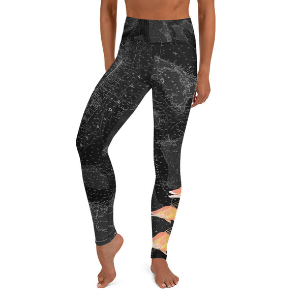 Night Hogfish Water Leggings