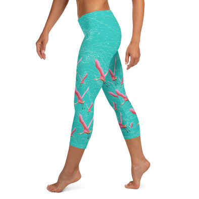 Spoonbill Water Leggings