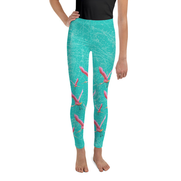 Youth Water Leggings