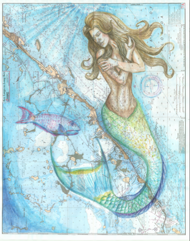 Key Largo Mermaid