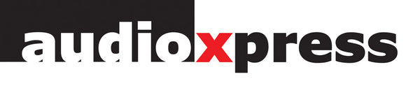 AudioXpress magazine logo