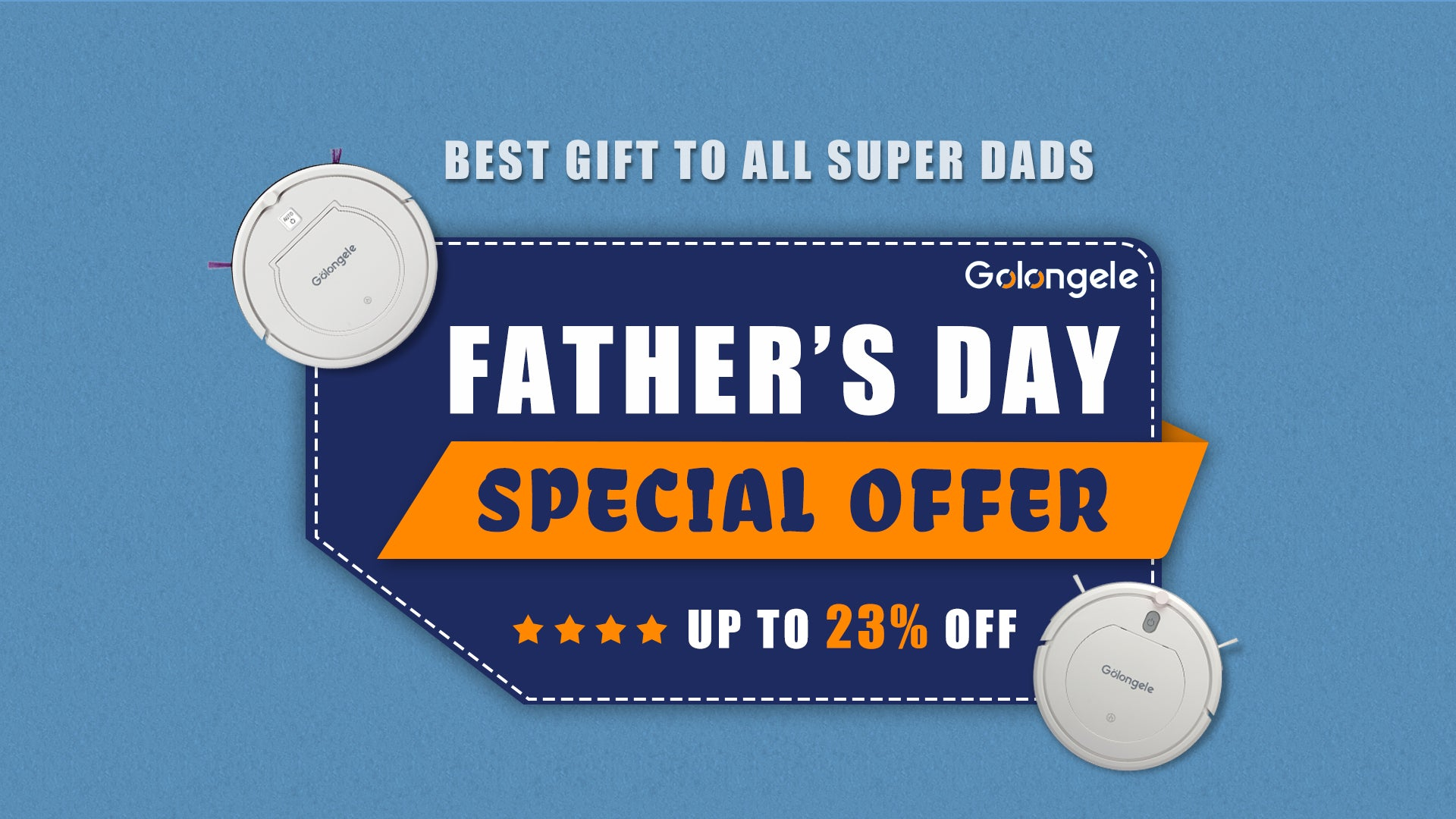 Big deals for father's day