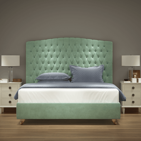 Luxury Ottoman Upholstered Bed