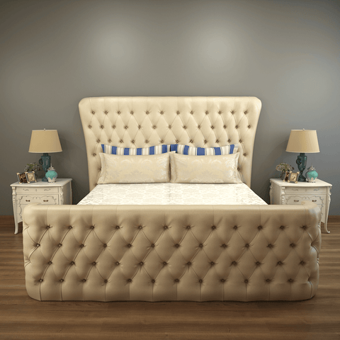 Luxury Soft Upholstered Bed