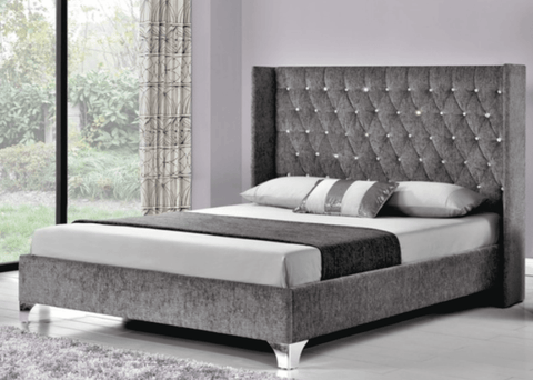 Venice Upholstered Bed Frame
