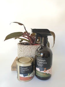 Munash Organics Indoor Plant Foliage Spray - Where The Green Things Are