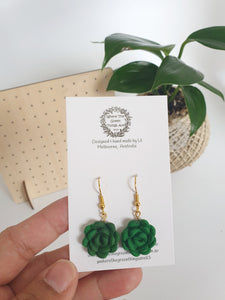 Succulent Dangles - Where The Green Things Are
