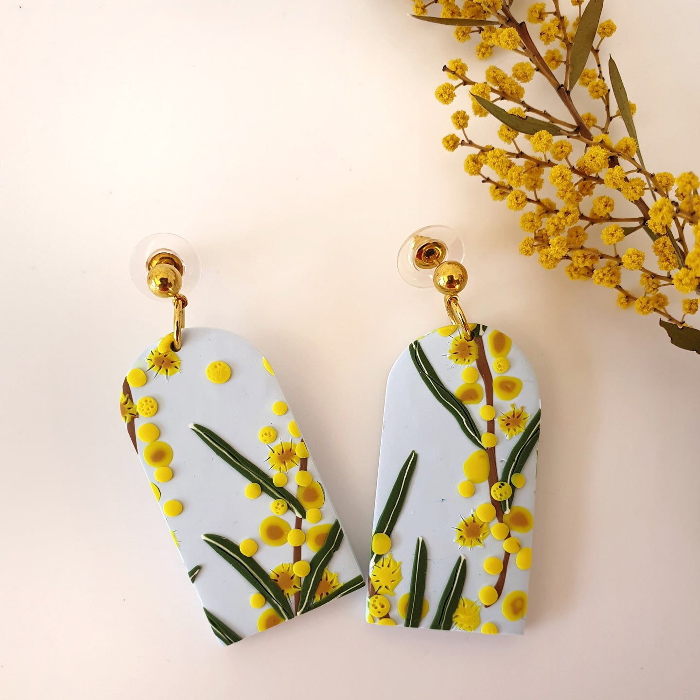 Golden Wattle Collection - Large Arches