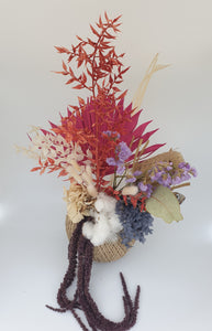 Mixed Flora in Kokedama (Giant)