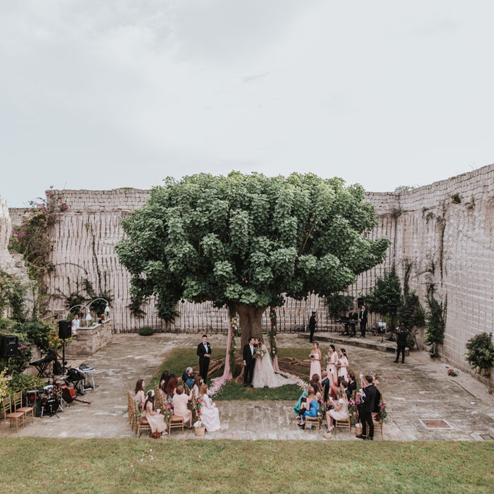 OUR WEDDING IN SICILY