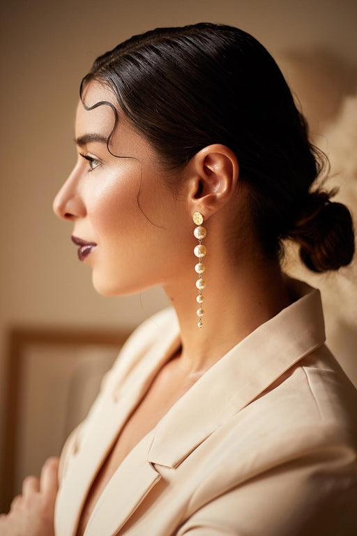 Gabriella Pearl Drop Earrings