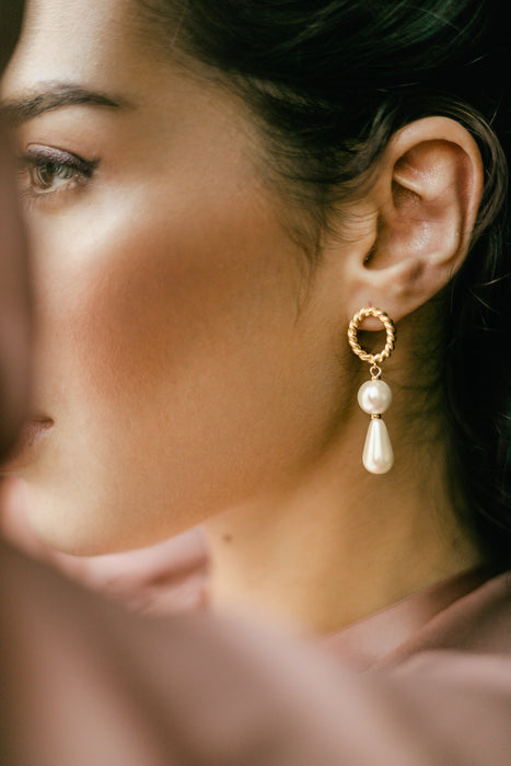 Cocó Pearl Earrings