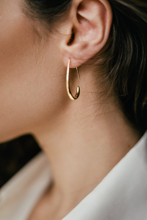 Aurora Gold Earrings