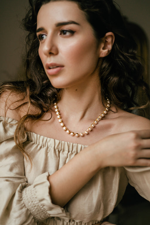 Darling Gold Necklace