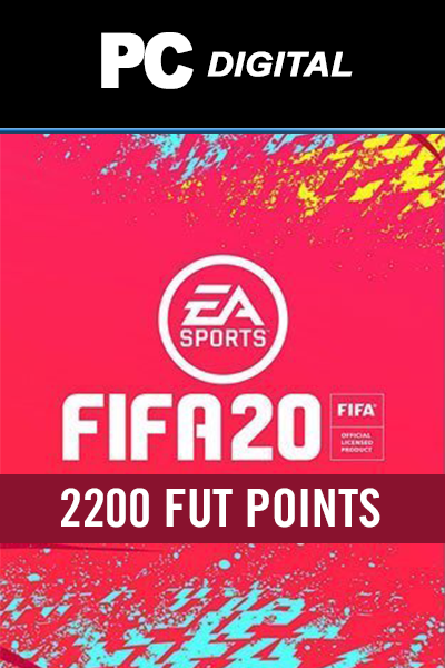FIFA 20 - 2200 FUT Points WORLDWIDE / Origin