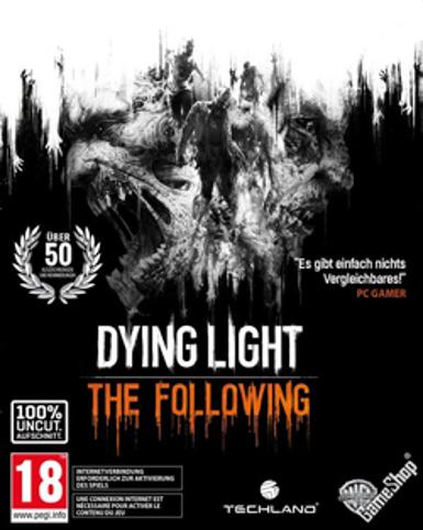 Dying Light: The Following (Enhanced Edition) WORLDWIDE / Steam
