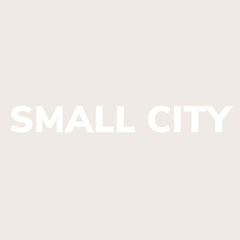 The Small City Candle Collection