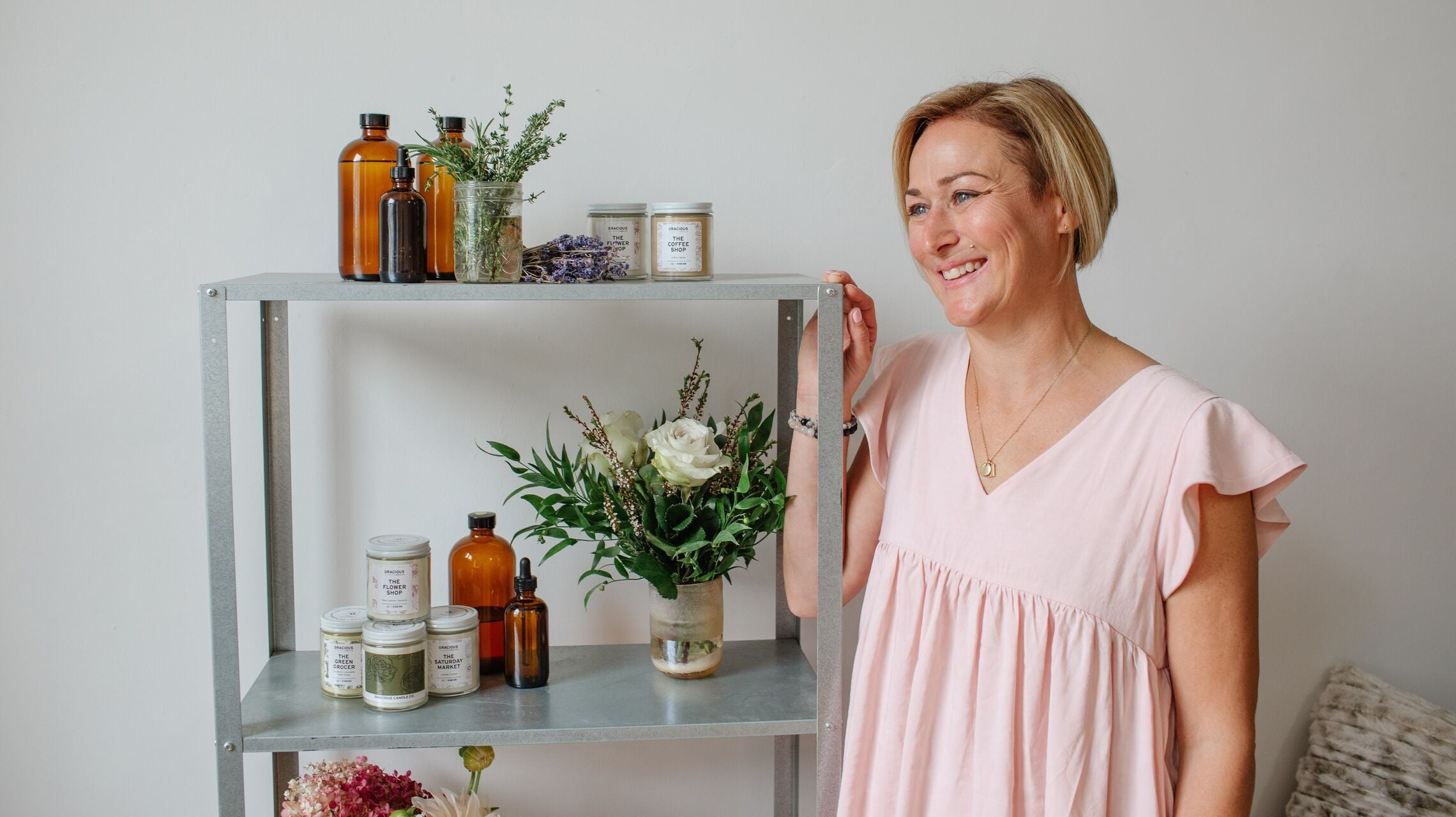 About Gracious Candle Co.