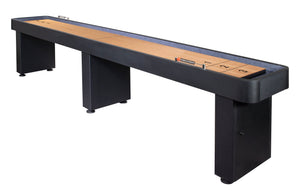 Boston 12 Ft Shuffleboard - Game Rooms Direct