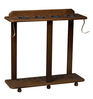 City Series Floor Cue Rack