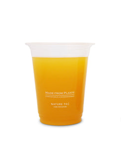 12oz PLA Clear Cup (95mm) - Naturepac - Nature Pac
