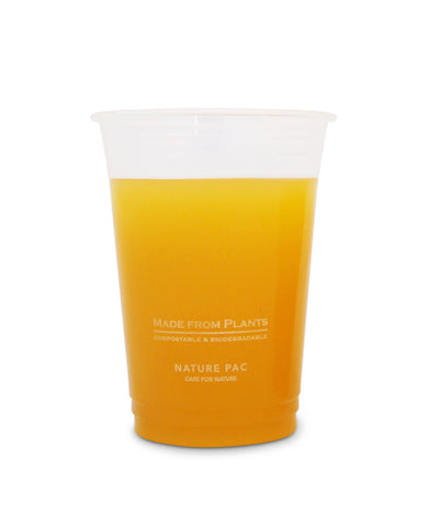 16oz PLA Clear Cup (95mm) - Nature Pac