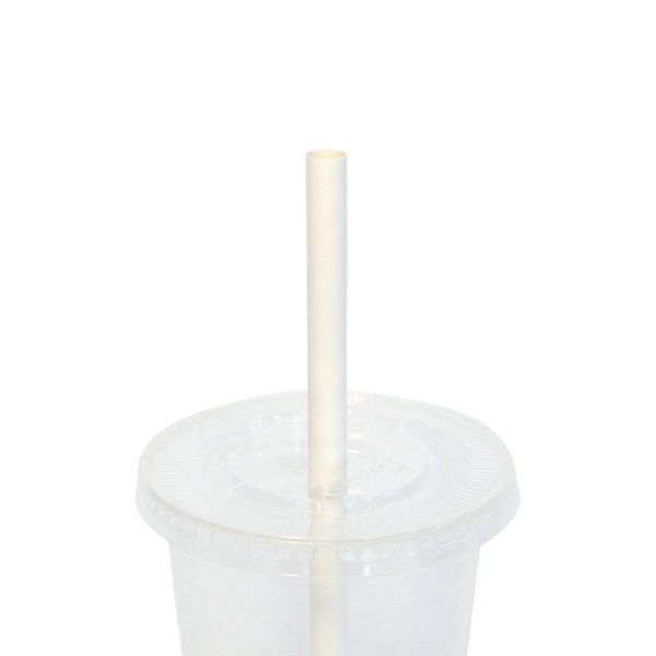 10mm Paper Straws - Nature Pac