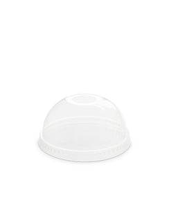 95mm PLA Dome Lid - Nature Pac