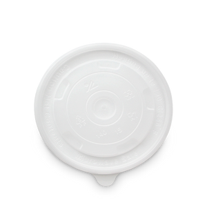 140mm PP Paper Bowl Lid - Nature Pac