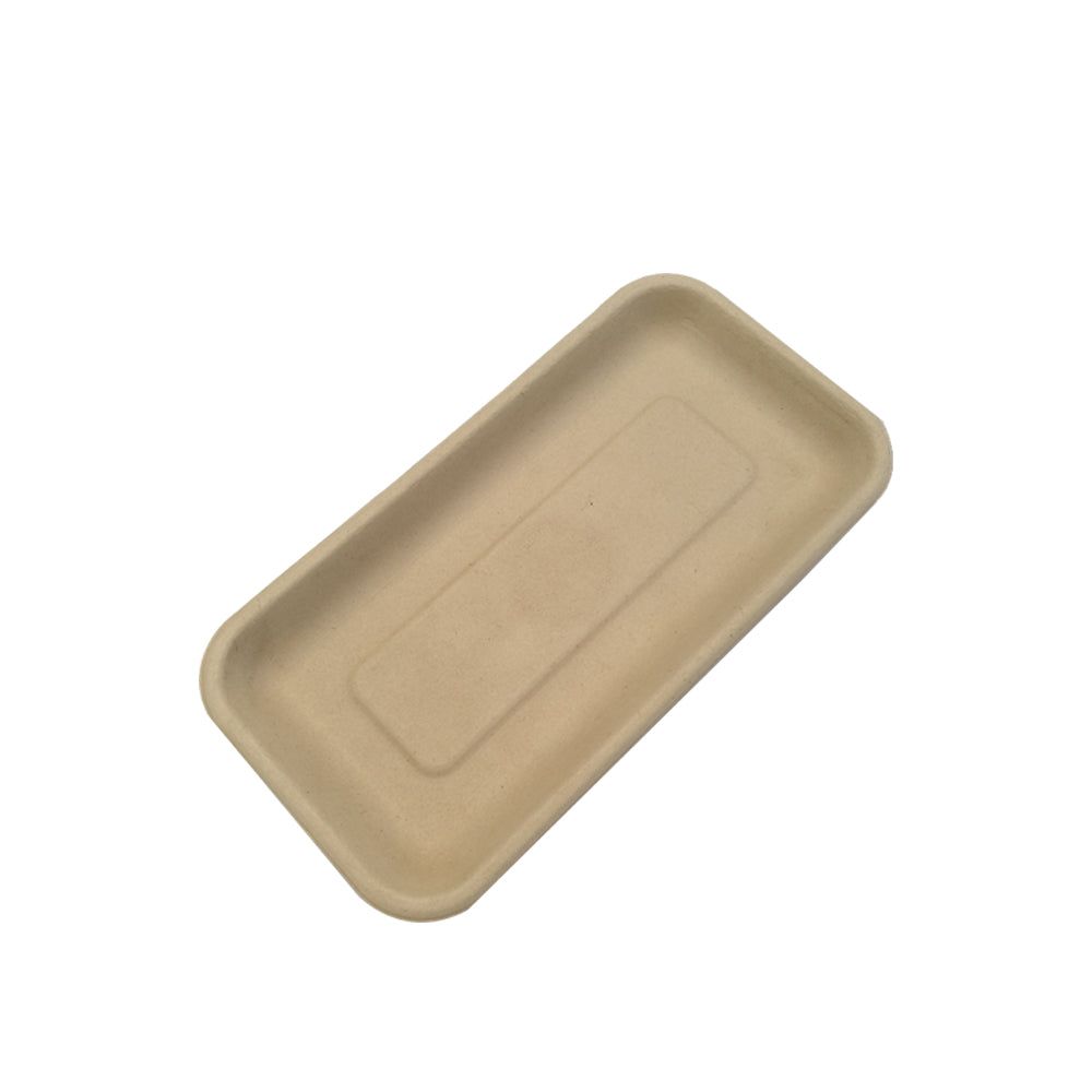 17S Sugarcane Tray - Nature Pac
