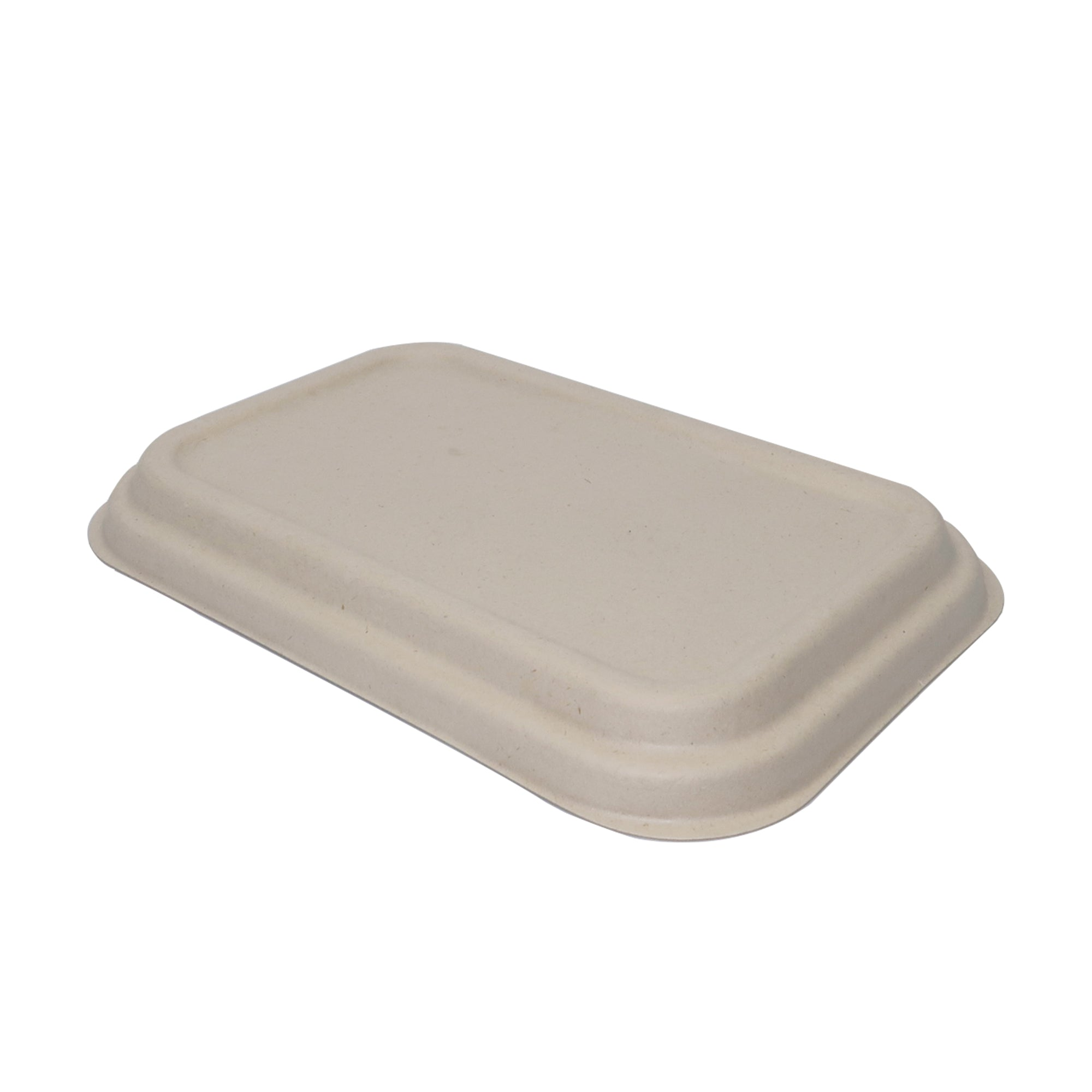 Sugarcane Lunch Box Lid - Nature Pac