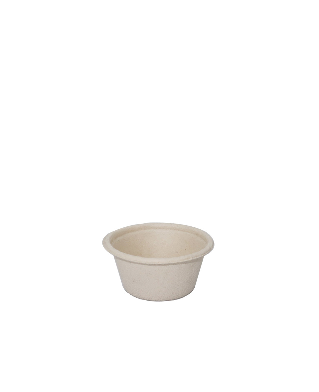 2oz Sugarcane Sauce Cup (63mm) - Nature Pac