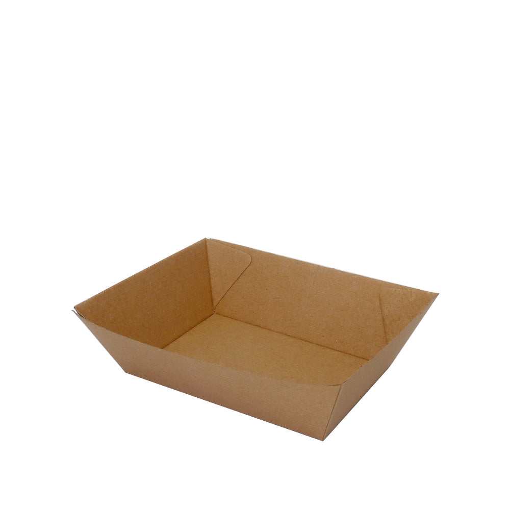 Cardboard Tray - Medium - Nature Pac