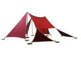 Abel 3 model 2 red rood speeltent