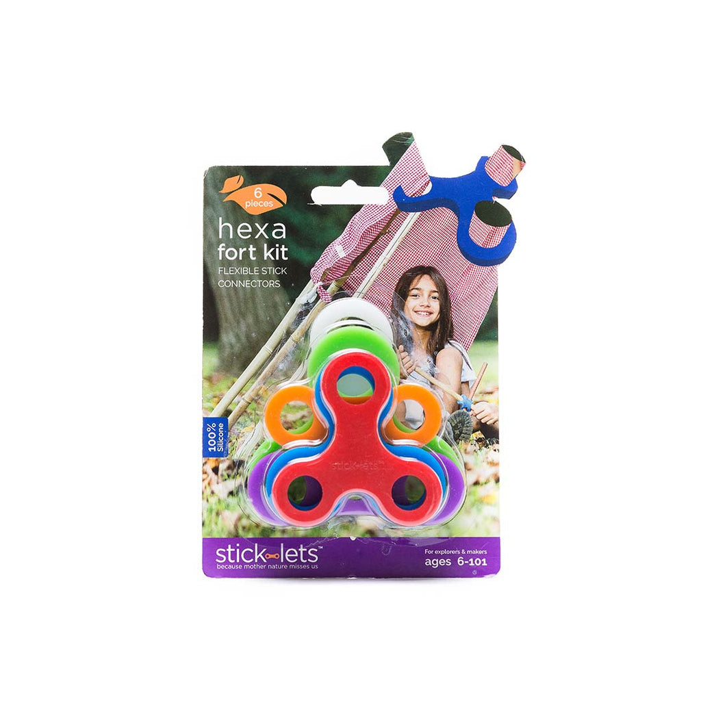 Stick-lets Hexa kit 6 stick-lets - startset