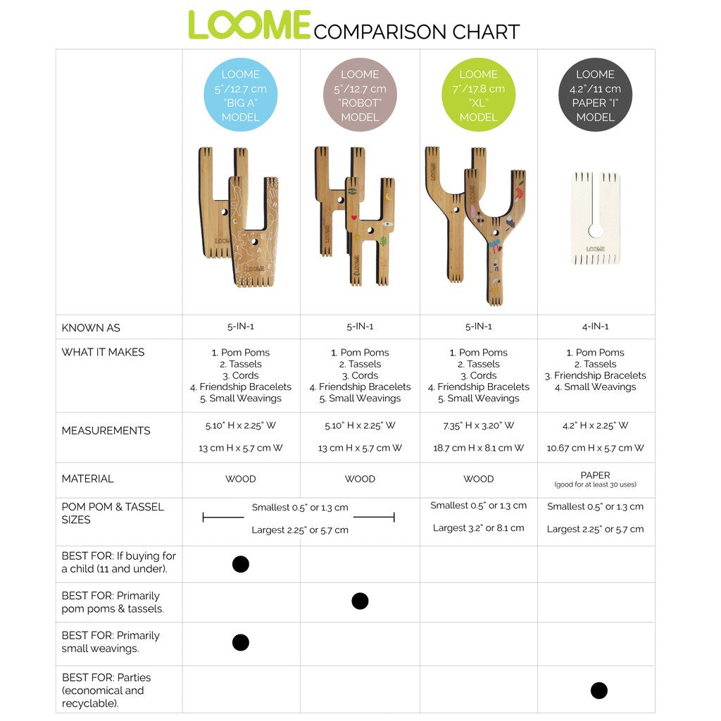 The Loome Slingshot XL