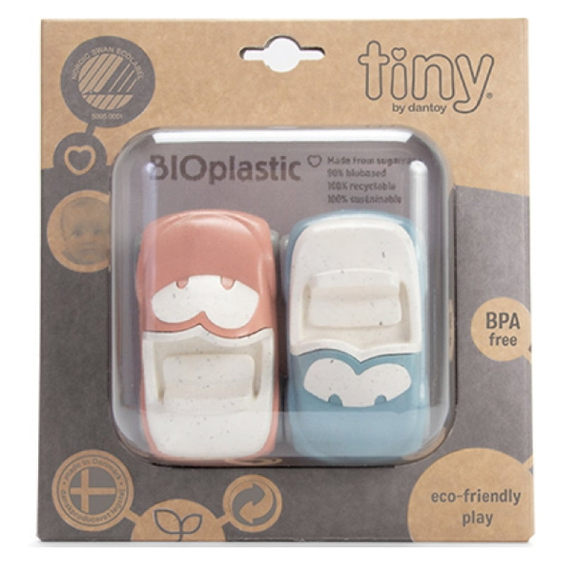 Dantoy Tiny Bioplastic fun cars
