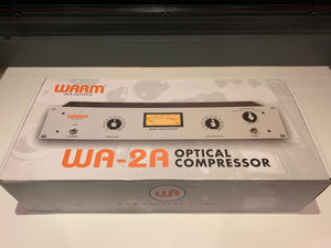 Warm Audio WA-2A Tube Opto Compressor (Used)