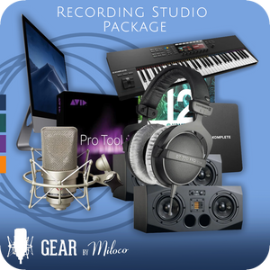 Recording Studio Package