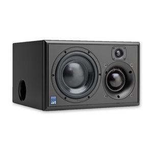 ATC SCM25A Pro Black Studio Monitor Angled View