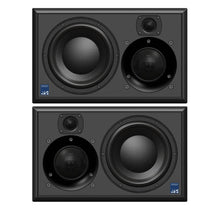Load image into Gallery viewer, ATC SCM25A Pro Black Studio Monitor Front View