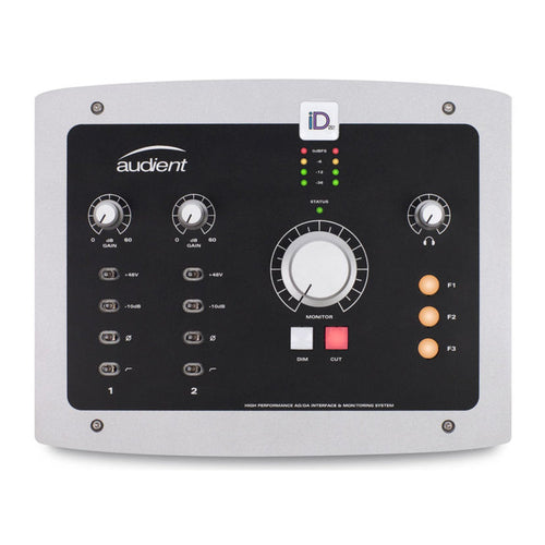 Audient ID22 Audio Interface front view