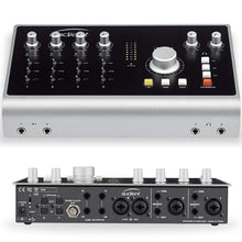 Load image into Gallery viewer, Audient ID44 Audio Interface front and back view.