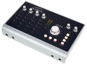Audient ID44 Audio Interface front view.