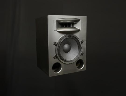 Grey Augspurger Solo-12 MF Speaker