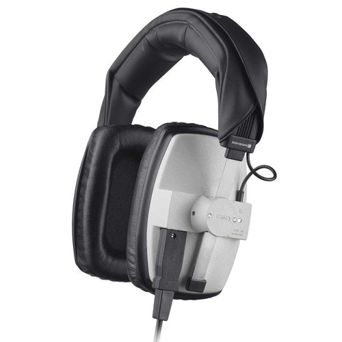 Black & Grey Beyerdynamic DT100 Studio Headphones